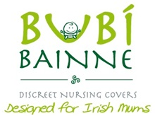 Bubí Bainne Discreet Nursing Covers Designed for Irish Mothers