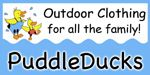 PuddleDucks Outdoor Clothing for all the family!